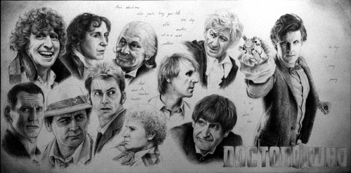 Doctor Who wallpaper entitled Doctors
