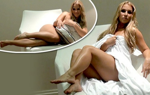 Tennis wallpaper with a hot tub entitled Dominika Cibulkova again naked