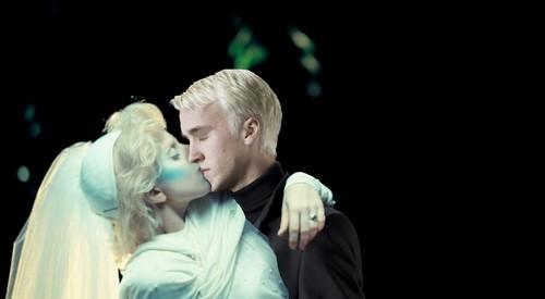 Draco Malfoy and Lady Gaga