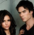 Elena and Damon - the-vampire-diaries-tv-show photo