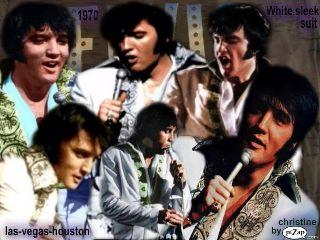 Elvis at Vegas!