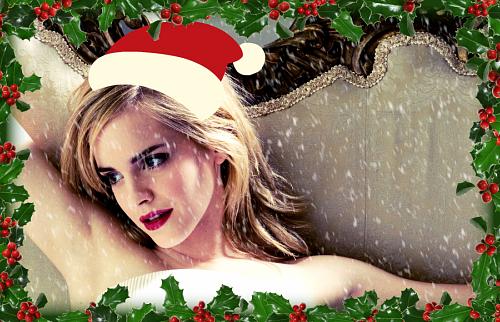 Emma Watson- 크리스마스