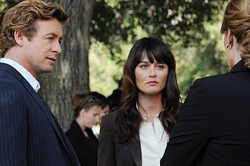 The Mentalist wallpaper with a business suit, a suit, and a two piece titled Episode 4.11 - Always Bet on Red - Promotional Photos