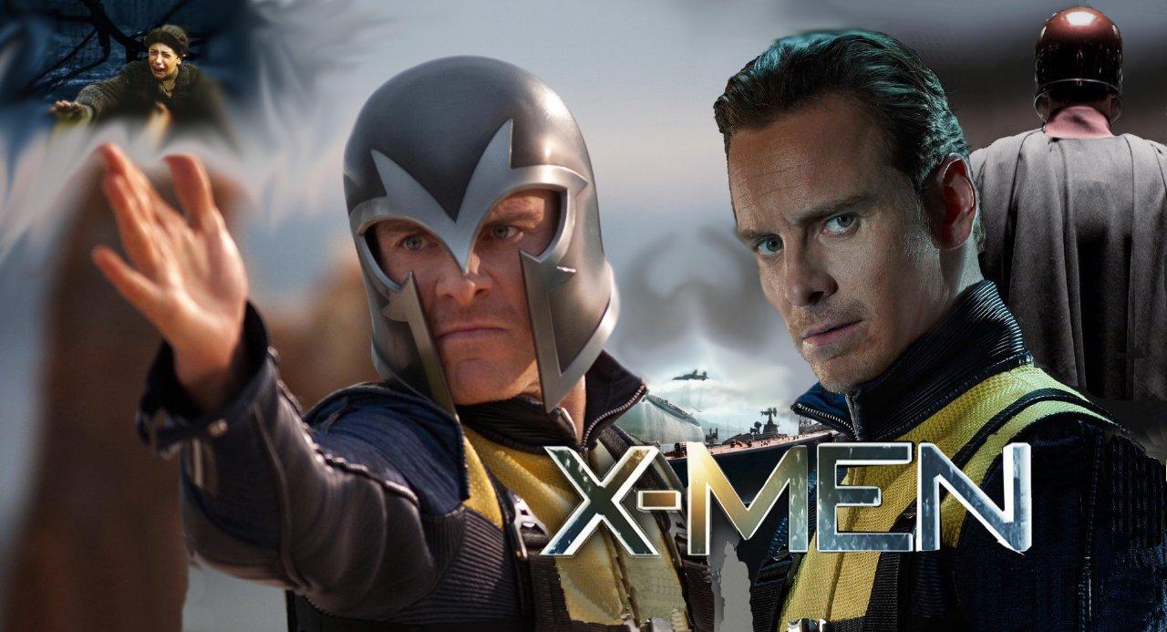 Michael Fassbender as Magneto images Erik Lehnsherr ...