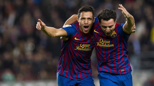 FC Barcelona (4) v Rayo Vallecano (0) - La Liga [Round 17]