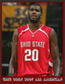 GREG ODEN 2007 ALL AMERICAN - ohio-state-university-basketball fan art