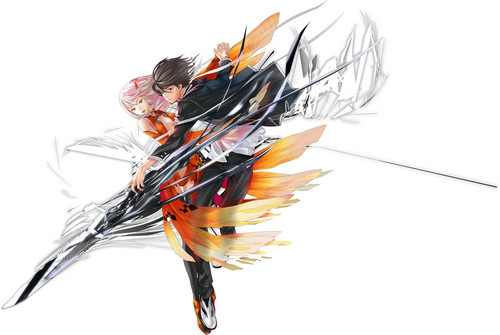 GUILTY CROWN-INORI AND SHU