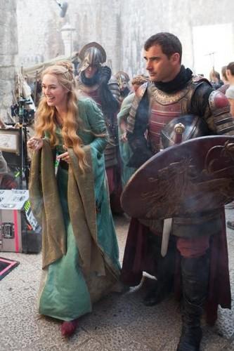 Game Of Thrones: S2 BtS