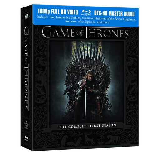 Game of Thrones Season 1- Blu-Ray