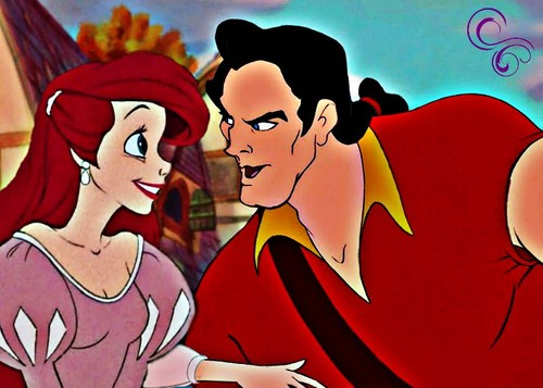 Gaston and Ariel