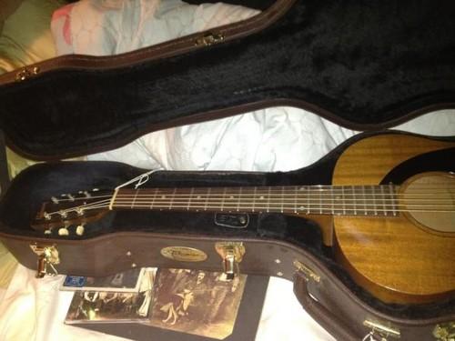 Gibson B-15 .....