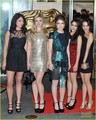 Girls of HOA at BAFTA'S - the-house-of-anubis photo