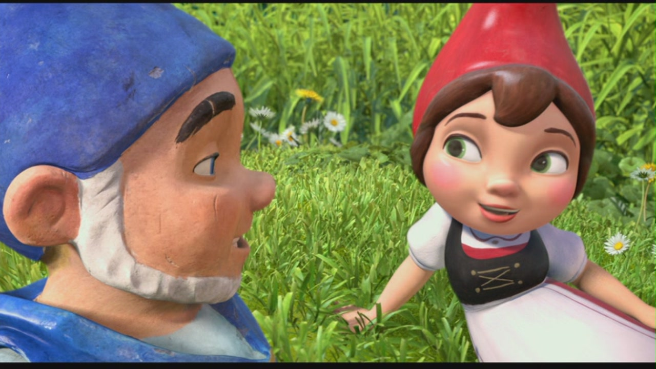animated movies images gnomeo juliet hd wallpaper and background