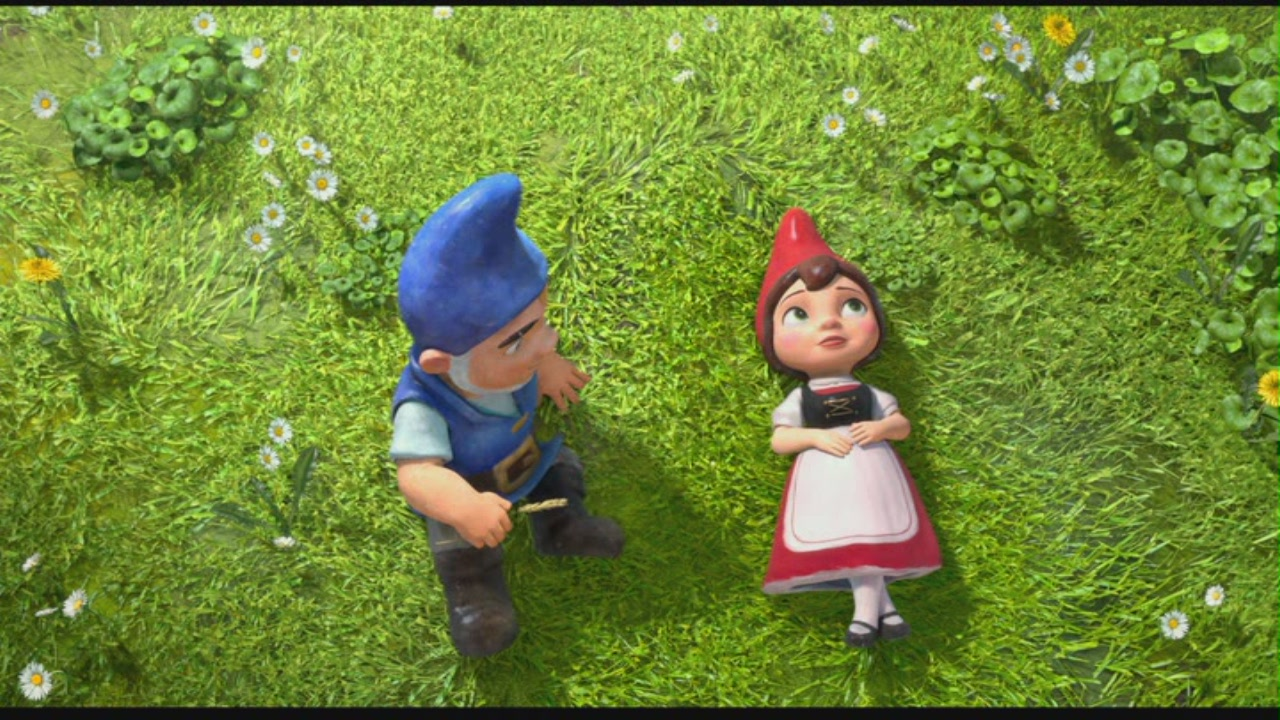 Gnomeo and juliet cast