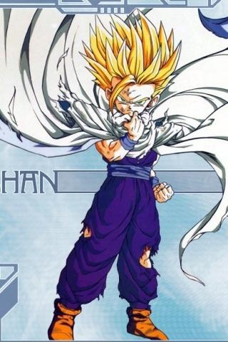 Gohan fond d'écran with animé titled Gohan