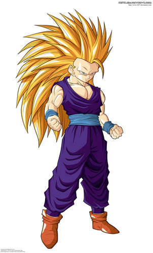 Gohan wallpaper containing anime entitled Gohan