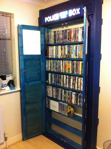 How cool is this Tardis?