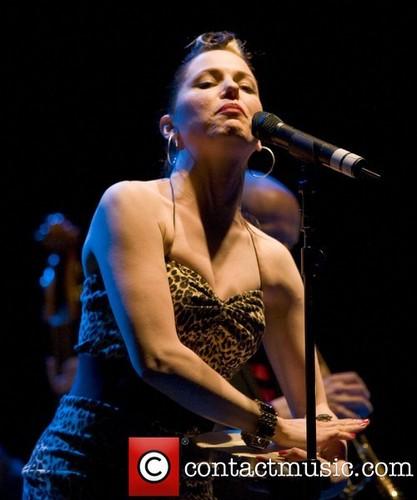 """Imelda Performing @ 2008 """"Cheltenham Jazz Festival"""" - Cheltenham"""
