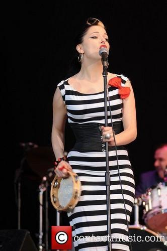 "Imelda Performing @ 2010 ""Elvis Forever Concert"" - London"
