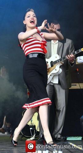 "Imelda Performing @ 2011 ""Cornbury Muzik Festival"" - Oxfordshire"