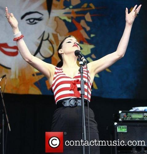 "Imelda Performing @ 2011 ""Cornbury muziki Festival"" - Oxfordshire"