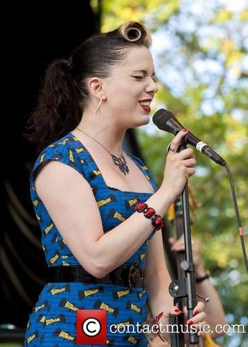 """Imelda Performing @ """"Summerstage"""" - Central Park, N.Y"""