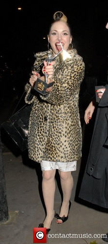 """Imelda @ """"The Classic Rock Hall of Honour"""" - Londres"""