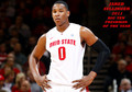 JARED SULLINGER B1G FRESHMAN OF THE YEAR 2011 - ohio-state-university-basketball photo