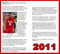 JARED SULLINGER WINS TISDALE AWARD 2011 - ohio-state-university-basketball fan art