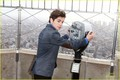 Jake T. Austin: Sky High at Empire State! - jake-t-austin photo