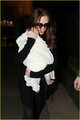 Jessica Biel: Heathrow Arrival
