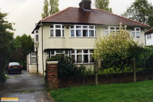 John Lennon's Mendips home