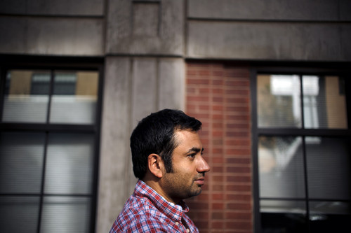 Kal Penn Phototshoot with Matt Roth for The New York Times - kal-penn Photo