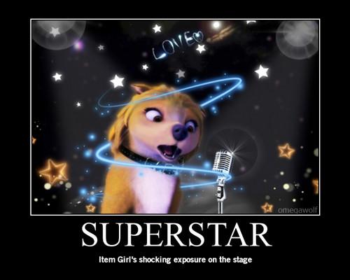Kate superstar!