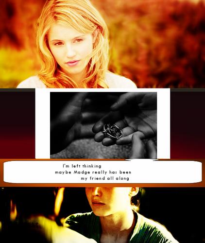 Katniss/Madge