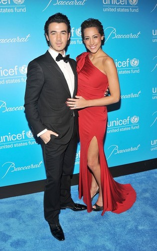 Kevin and Daniella Unicef!