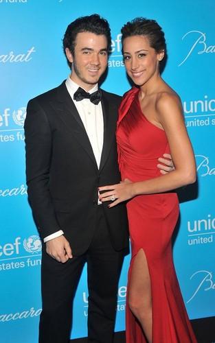 Kevin and Daniella Unicef!