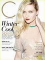 Kirsten Dunst Covers 'C' Magazine December 2011
