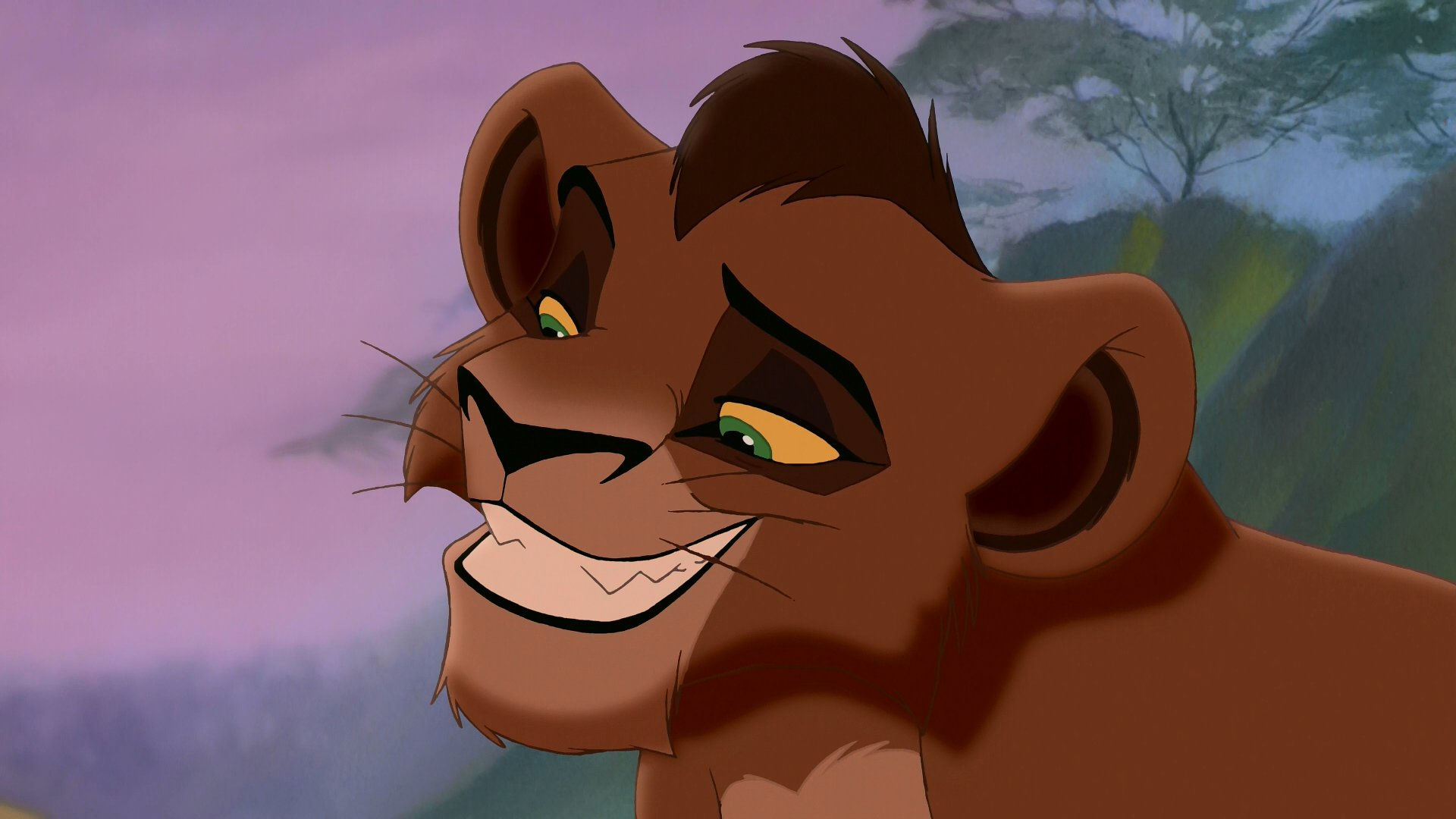 Kovu kid - The Lion King 2:Simba's Pride Wallpaper ...