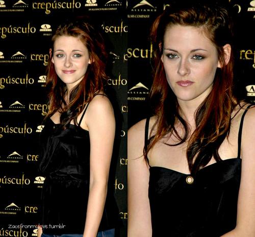 Kristen Stewart: Spain - Photocall