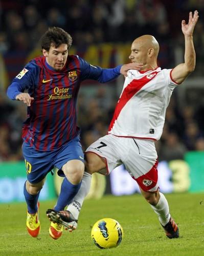 Lionel Messi - FC Barcelona (4) v Rayo Vallecano (0) - La Liga