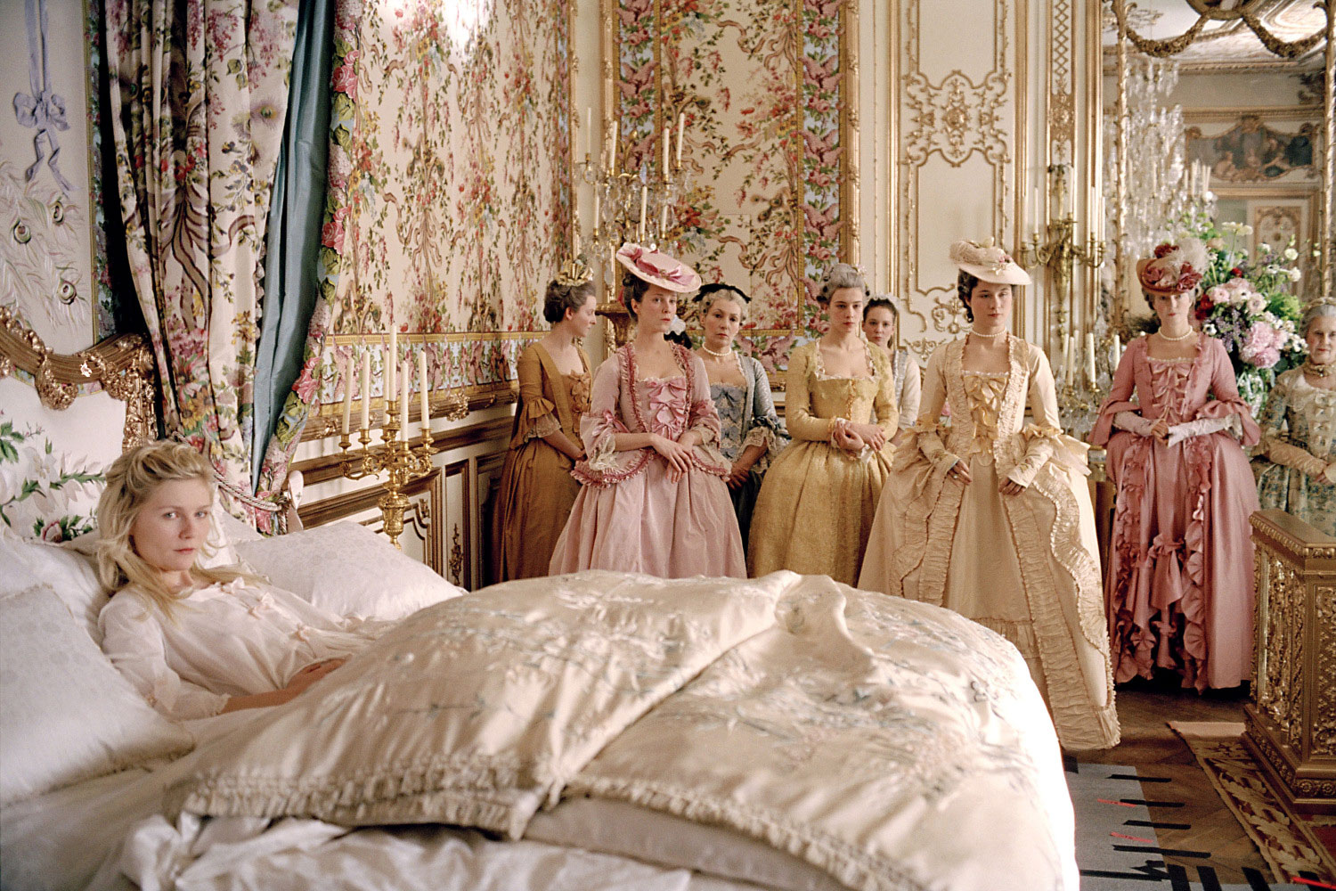 Marie Antoinette Room Decor