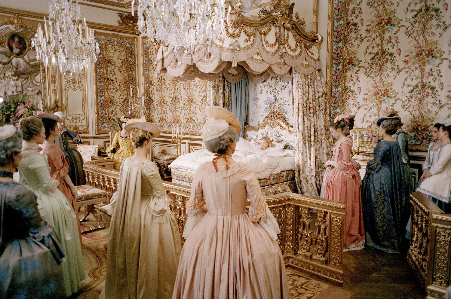 Marie antoinette daily for Chambre kirsten