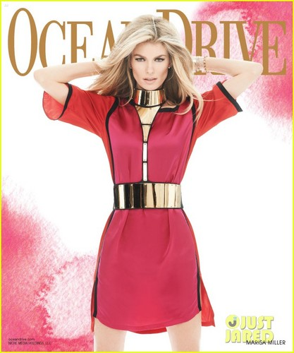 Marisa Miller Photoshoot with Ocean Drive magazine 2011