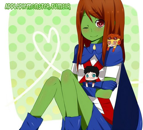 Martian Love!!