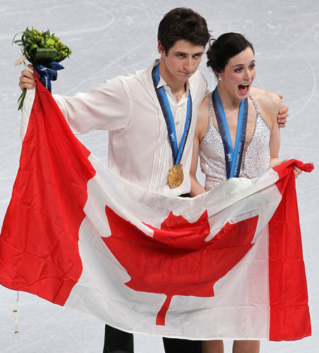 Medal ceremony 2011