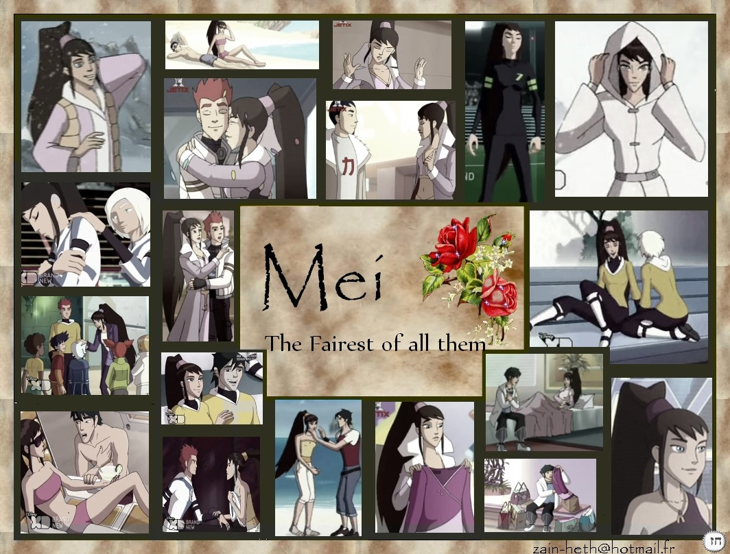 Mei The fairest of all Them