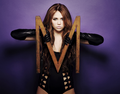 Miley Cyrus-Can't Be Tamed foto Shoot