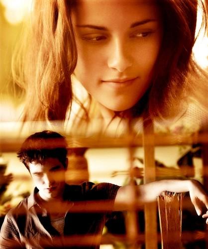 Mr. & Mrs. Cullen<3