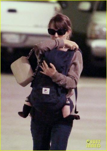 Natalie Portman & Benjamin Millepied: Check-Up for Aleph!